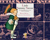 Un ano antes de Little Nemo in Slumberland, a serie que o convertería nun dos clásicos indiscutibles do cómic, Winsor McCay creou en 1904 para o mesmo xornal Little Sammy Sneeze. Se Nemo é transportado todas as noites mentres dorme a un país fantástico e surrealista, Sammy, máis prosaico, limítase a espirrar nos ambientes máis distintos, sen poder conter un esbirro tempestuoso que provoca todo tipo de estragos.