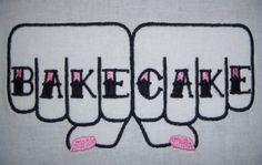 Bake Cake- i shoulda done this
