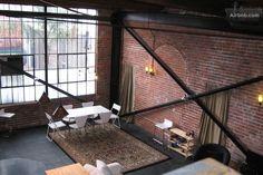 New York Loft in trendy Oakland