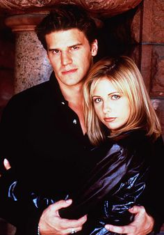 Buffy and Angel: Buffy the Vampire Slayer A guilty pleasure. Great old show from Joss Whedon.