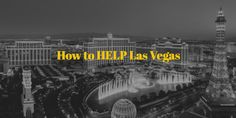 How To Help Las Vegas