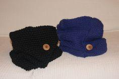 Cuellos de lana, hechos a mano por My personal kingdom. Elige tu color.  Precio: 17´90€