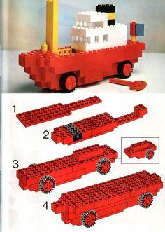 Legoland - Basic Building Set, 5+ [Lego 577]