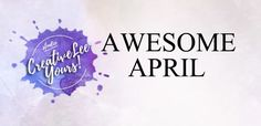 Whoo Hooo….it's time for my annual Awesome April event! Here is how it works...When you place an order with me between April 1st – April 30th, for EVERY $20 you spend (before shipping/tax), you get a FREE item of your choice from my personal retired stash. While I have plenty of great items to choose from, it is a first come first serve basis so get your orders in so you don't miss your favorite retired items.