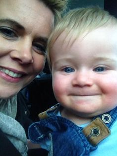 Aww Denise and Theo :)