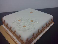 torta s krajkou