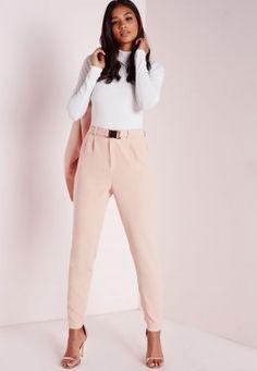 Pantalon cigarette nude à boucle dorée Boucles, Pantalons, Pantalons Pour  Femmes, Pantalon Cigarette 66378138357b