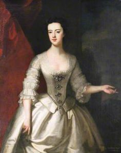 Caroline Paget (d.1766), Lady Bayly