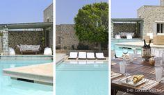 Greece Luxury Villas, Luxury villa rentals in Paros, Villa Earvin, Greece