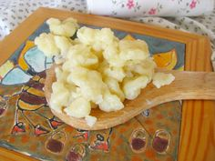 Gnocchi, gnocchi as a side dish - Gnocchi, gnocchi as a side dish - Czech Recipes, Ethnic Recipes, Side Salad, Gnocchi, Cauliflower, Macaroni And Cheese, Ale, Side Dishes, Salads