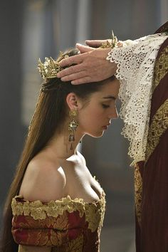 Adelaide Kane as Mary Stuart Queen of Scots in Reign