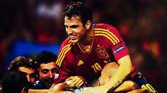 Cesc Fabregas! #EURO2012 #FCB #Barca #FCBarcelona #Spain Euro 2012
