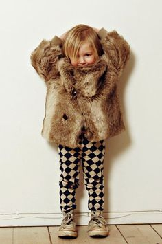 Winter style! http://www.edziecko.pl/zakupy/5,79392,7465478,Punkowy_styl_i_eko_materialy_w_dzieciecej_kolekcji.html?i=3