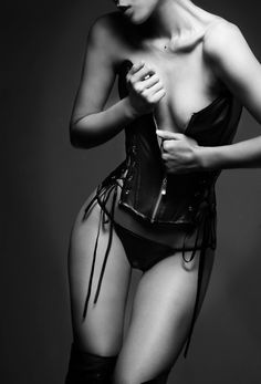 #corset #fashion #lingerie (this is the point where you get to take a nice deep breath, and breath normally again)