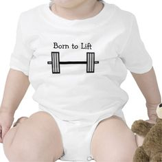 Body Building Builder Sport Athlete Born to Lift This cute body building design pacifier features bodybuilder weight bar and the text Born to Lift. Leave text or change if you like. Great for babies, infants, toddlers or kids of a bodybuilder.