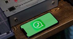 ¿Sabes por qué es necesario que a veces limpies el caché de la aplicación de WhatsApp? Esta es una de las razones. Flip Clock, Internet, Popular, Facebook, Iphone, Color, Mouse Traps, Tecnologia, Colour