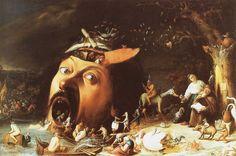 _____{([Cotidianidad])}_____: Hieronymus Bosch (a.k.a.) El Bosco