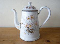 coffee pot margaret design - 「フランス物語」