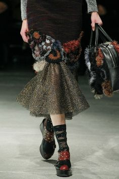 Rodarte | Fall 2014 Ready-to-Wear Collection | Style.com