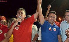 No Carnaval, 'aliados' Paulo Martins e Ribinha vão ter blocos separados