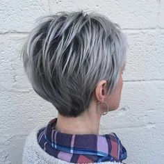 16. Short Haircut for Older Women