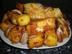 Bacalao rebozado con nuez moscada Ingredientes (para 4 comensales) 800 Gramos de bacalao salado 1 Huevo fresco 1 Cucharadita de...