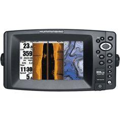 899ci HD SI Combo Fishfinder - HUMMINBIRD - 409150-1