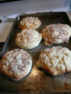 Pan Dulce - Mexican Sweet Bread.- I just learned about this from a patient!