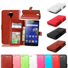 Phone Bag For Lenovo A536 Skin Wallet Book Style Stand PU Leather Cover Flip Case For Lenovo A536 With Card Holder&Phone Frame