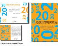 20º Salão de Artes Plásticas Câmara Municipal de Porto Alegre