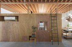 Arquitectos Tetractys Arquitectos / Shimada positivos - Tato Arquitectos   Hikone de residencia
