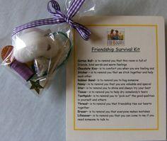 Friendship Survival Kit
