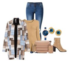 """""""Untitled #695"""" by bsimon-1 ❤ liked on Polyvore featuring rag & bone, WithChic, Neiman Marcus, Norma Kamali and Valentino"""