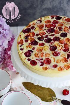 Sweet cherry clafoutis