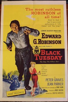 "Renew Gallery | ""Black Tuesday"" Movie Poster"