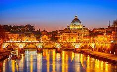 Ταξίδι στη Ρώμη 4 ημέρες. Ένα ταξίδι στην πρωτεύουσα της Ιταλίας, την Ρώμη με το Travelidea.