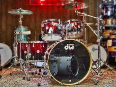DW PDP Concept Maple 6-Piece Shell Pack - Drums - Cymbals - Percussion - The UK finest online percussion store - Drumshop UK