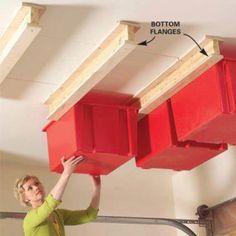 Garage Organization Ideas :)