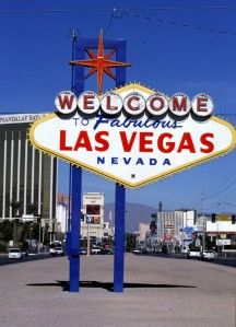 Las Vegas.  It's where babies come from.