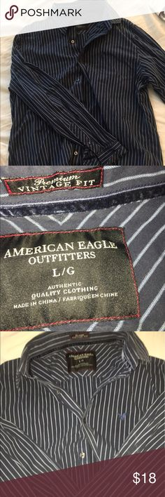 American Eagle Button Down Perfect Condition American Eagle Outfitters Shirts Casual Button Down Shirts
