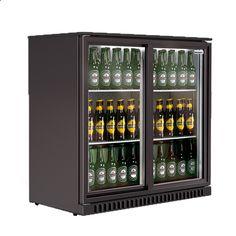 Glass Door Refrigerator Vs Glass Door Merchandiser What