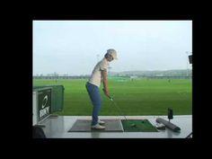 Na Yeon Choi Golf Swing - 6 Iron(behind) 최나연 프로 스윙