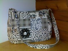 My very first bag by an-j-a, via Flickr, lovely