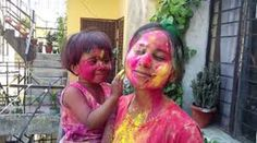 Holi images HD is one of the most searched contents in the month of February from the Indian subcontinent web world. Generally, February is the month of Holi festival of the Hindu community, which signifies the dignity of Good over evil. It becomes a trend in social media to wish each other via facebook, skype, twitter and many other media of the web world. Actually, people of the modern world think smarter and better than before, so they try to do some elegant with their activities. Holi Images Hd, Happy Holi Photo, Happy Holi Wishes, Mother And Baby, Image Hd, Holi 2018, Contents, February, Celebrities