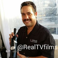 Time for wine David #LorimarWinery #Temecula  #Oscars gifting #RogerNeal #Swag