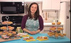 How to host the perfect Cupcake Baking Party - video tutorial and supplies