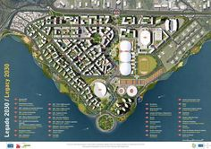 AECOM Wins International Competition for the Master Plan of Rio 2016 Olympic Park (2)