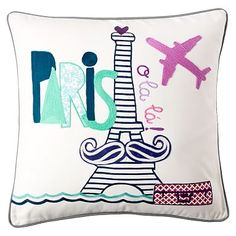 Destination Pillow Cover #pbteen