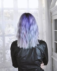 Arctic Fox Hair Color- Vegan & Cruelty-Free – Arctic Fox - Dye For A Cause / courtesy of Jessica_Dueck on Instagram