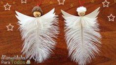 Angelito Navideño – Manualidades para Navidad